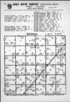 Grange T107N-R45W, Pipestone County 1961 Published by Directory Service Company